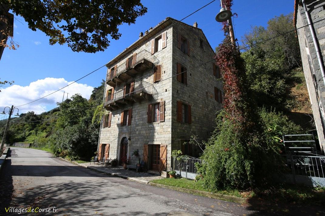 Maison - Cargiaca
