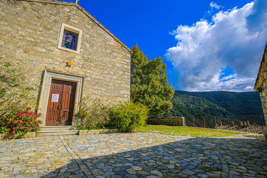 Place de l'Eglise - Cargiaca