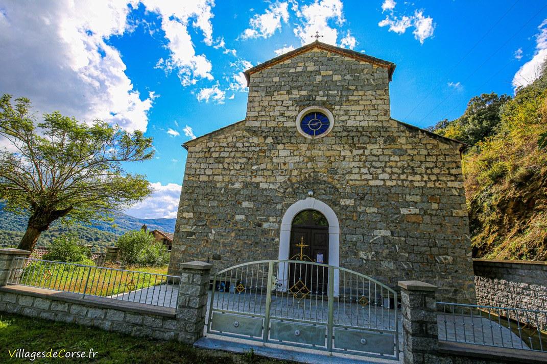 Eglise - Saint Pierre - Loreto di Tallano