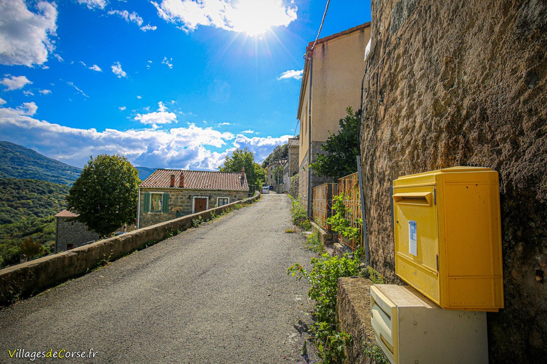 Village - Loreto di Tallano