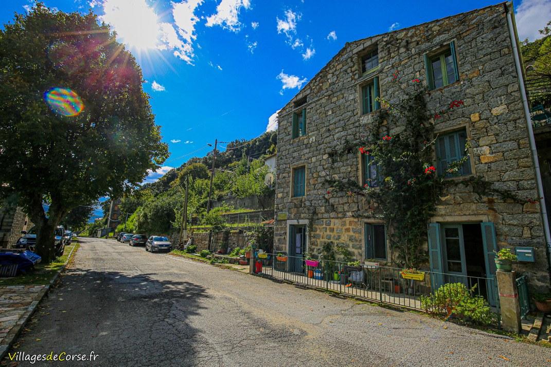 Rue - Loreto di Tallano