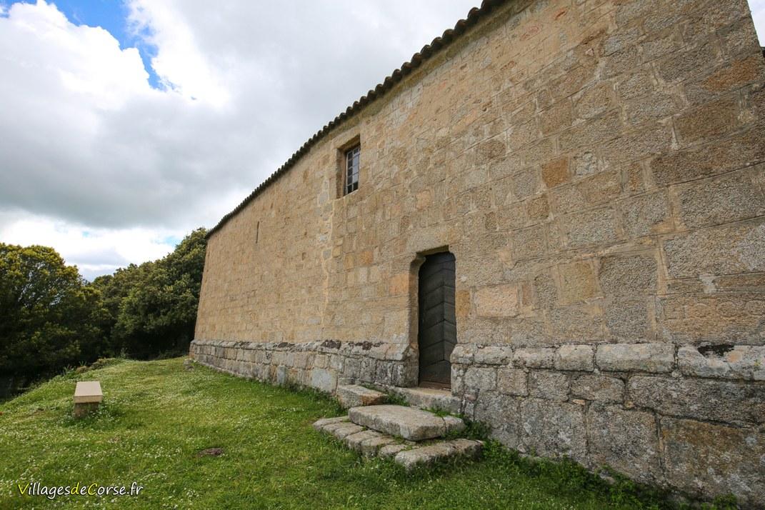 Chapelle - Sainte Marie - Quenza