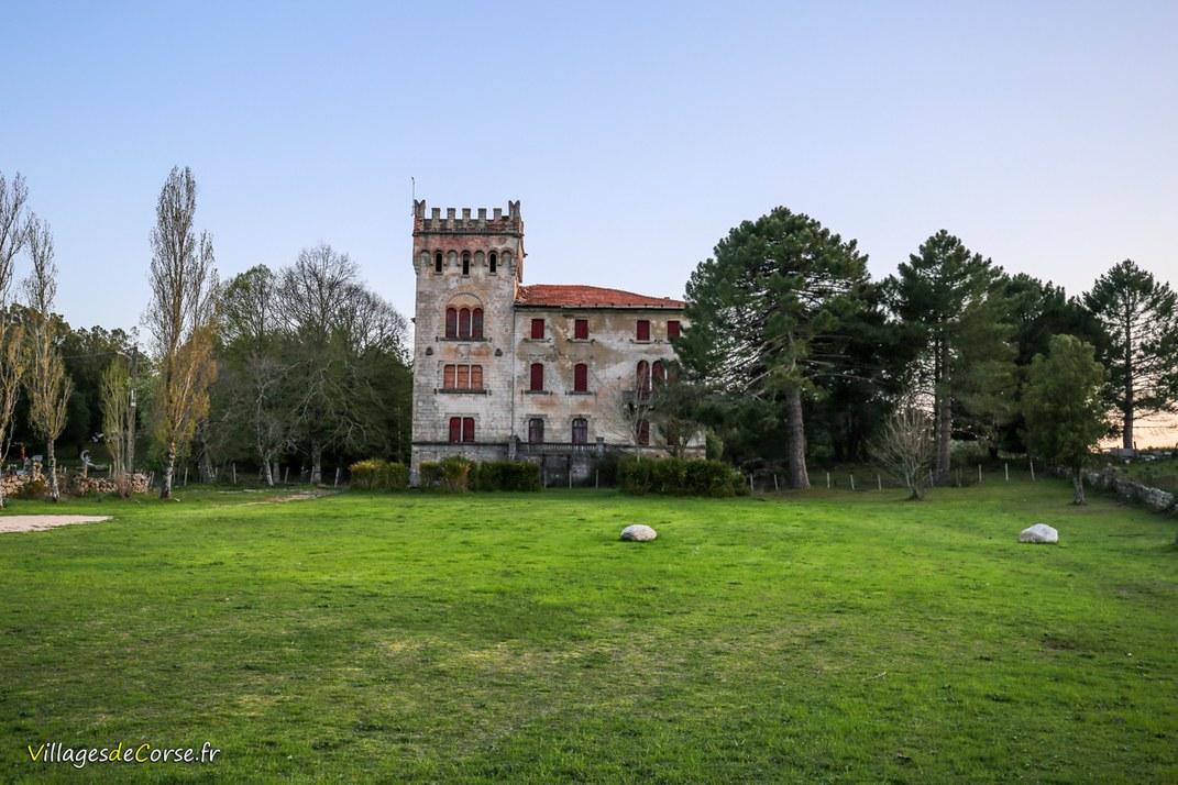 Château de Quenza - Quenza