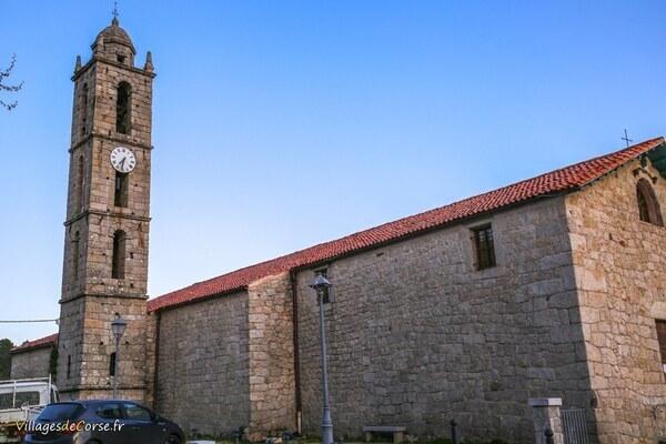 Eglise - Saint Georges - Quenza