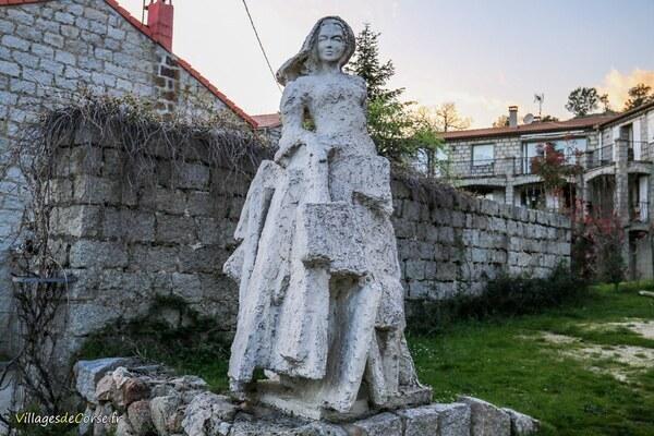 Statue - Quenza