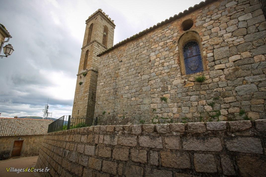 Eglise - Saint Nicolas - Serra di Scopamène