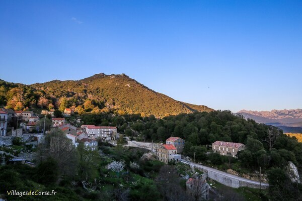 Village - Serra di Scopamène
