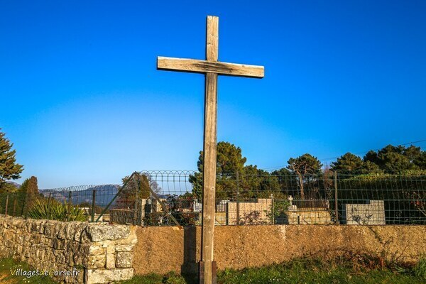 Croix - Serra di Scopamène