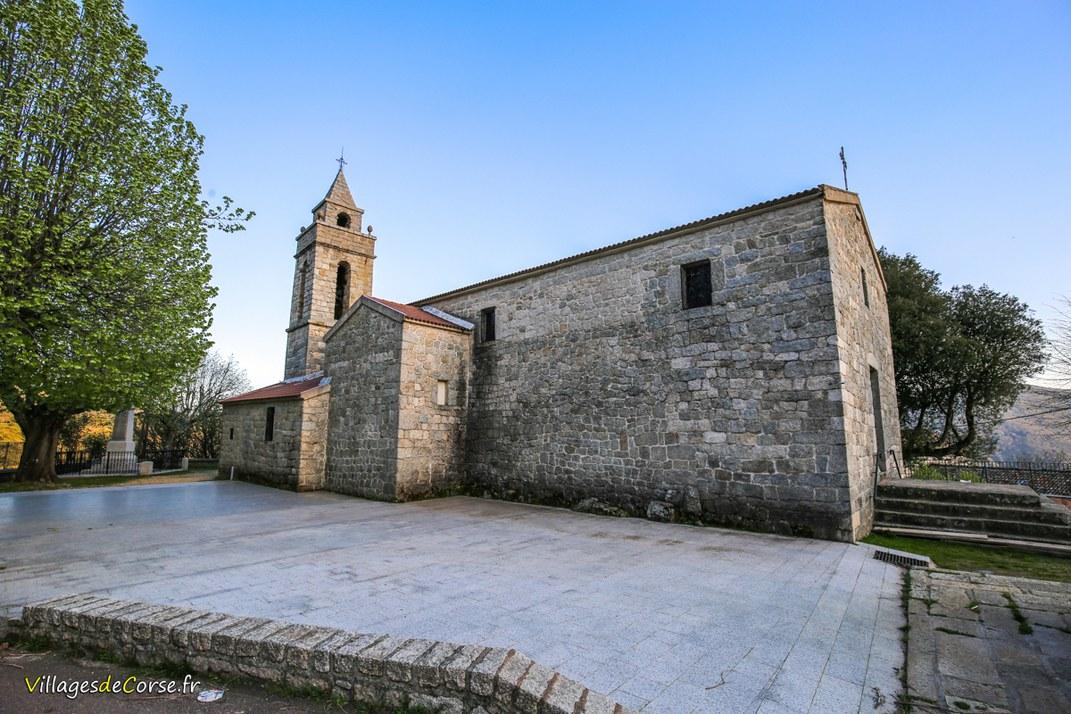 Eglise - Saint André - Sorbollano