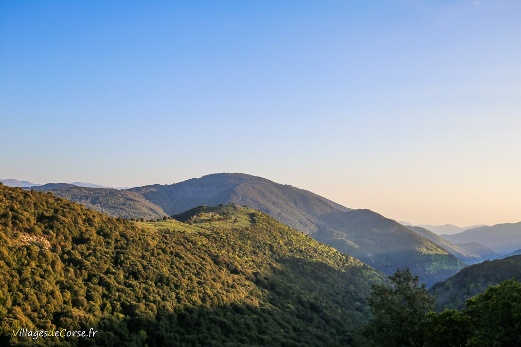 Montagne - Sorbollano