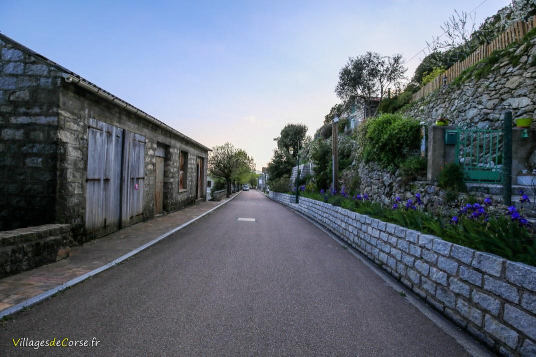 Route - Sorbollano