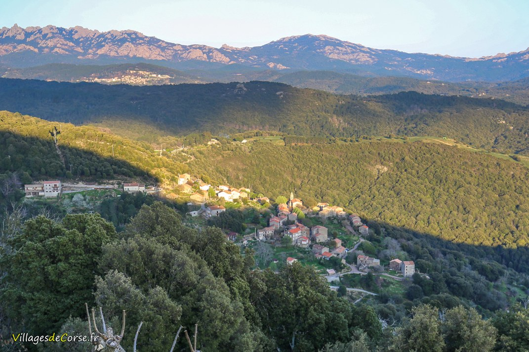 Village - Sorbollano