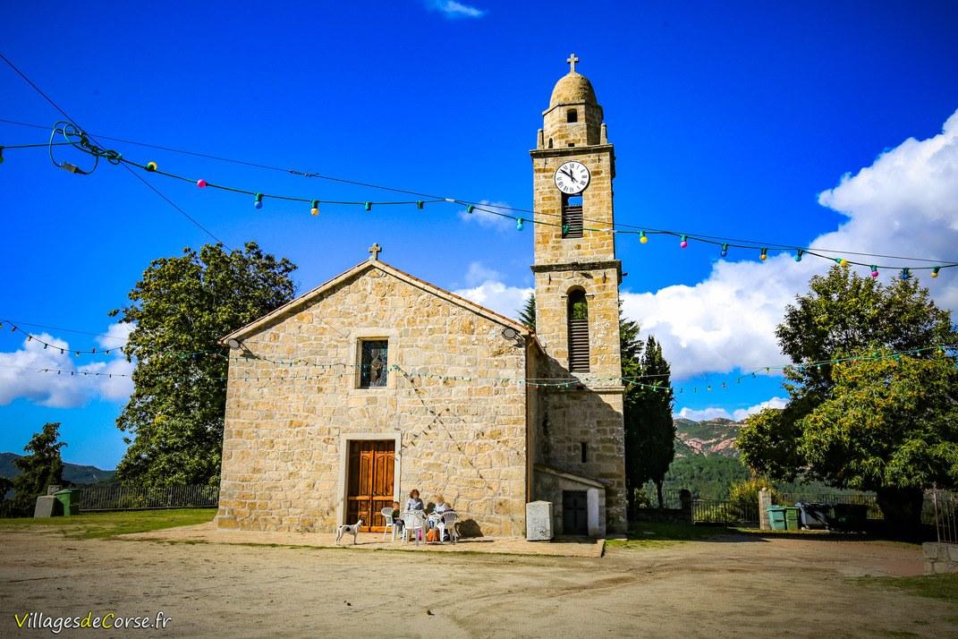 Eglise - Sainte Trinité - Zérubia