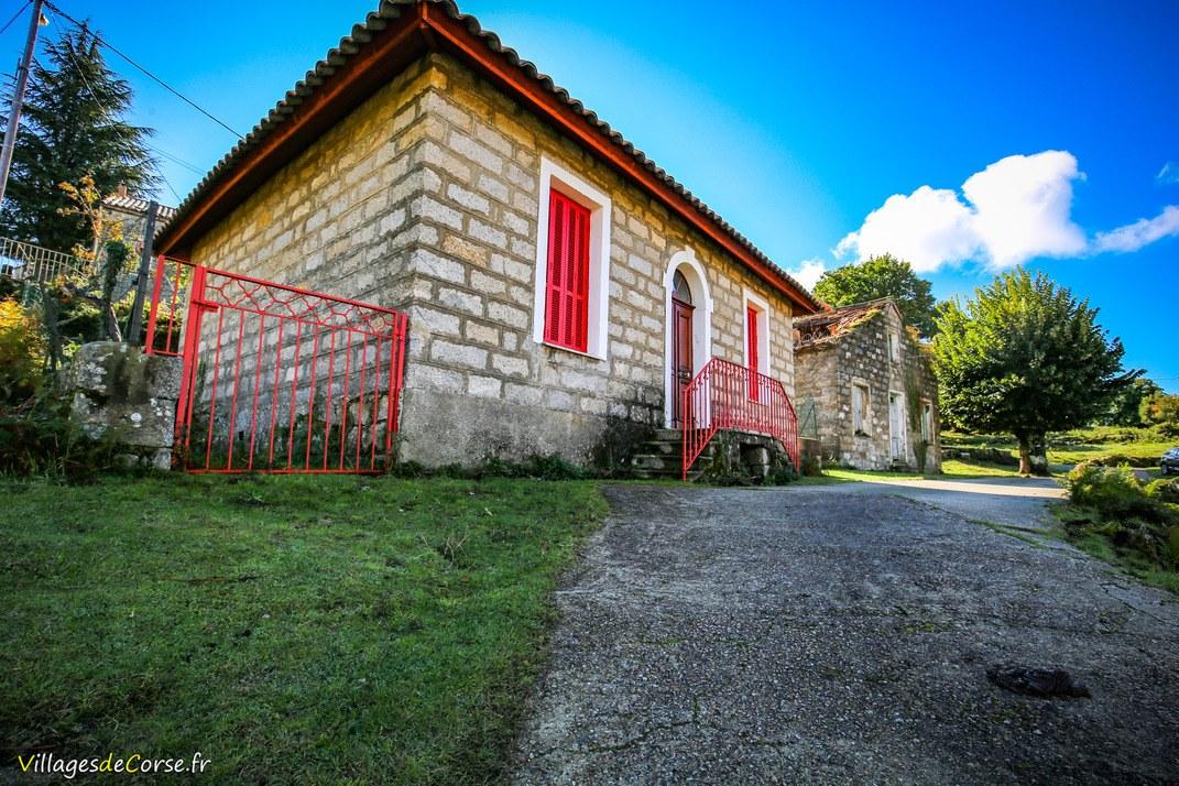 Maison - Zérubia
