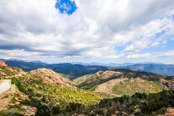 Montagne - Zérubia