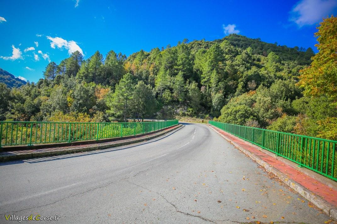 Pont - Scopamène - Zérubia