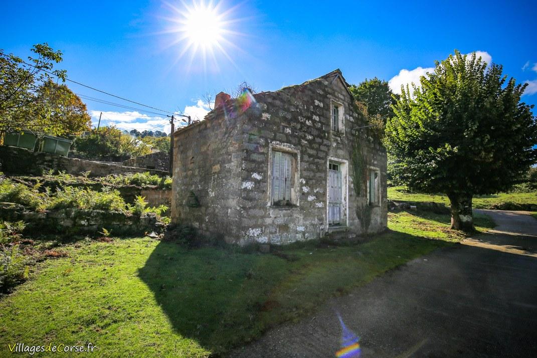 Ruine - Zérubia