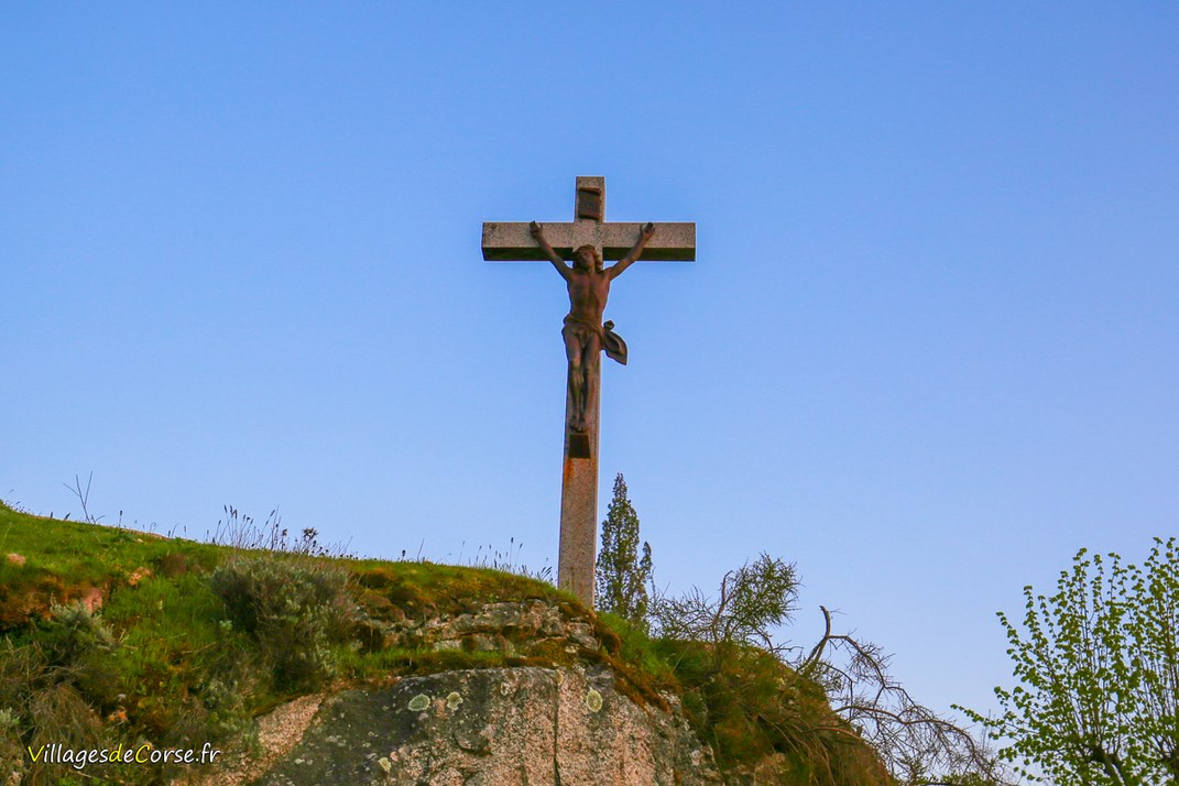 Croix - Zonza