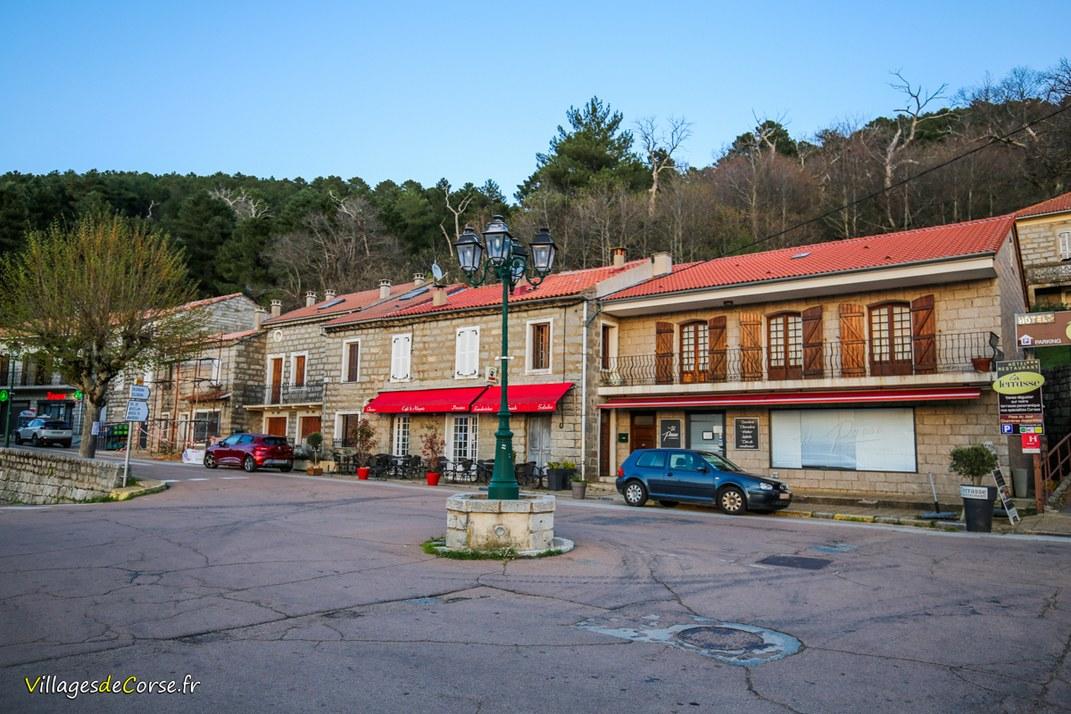 Village - Zonza