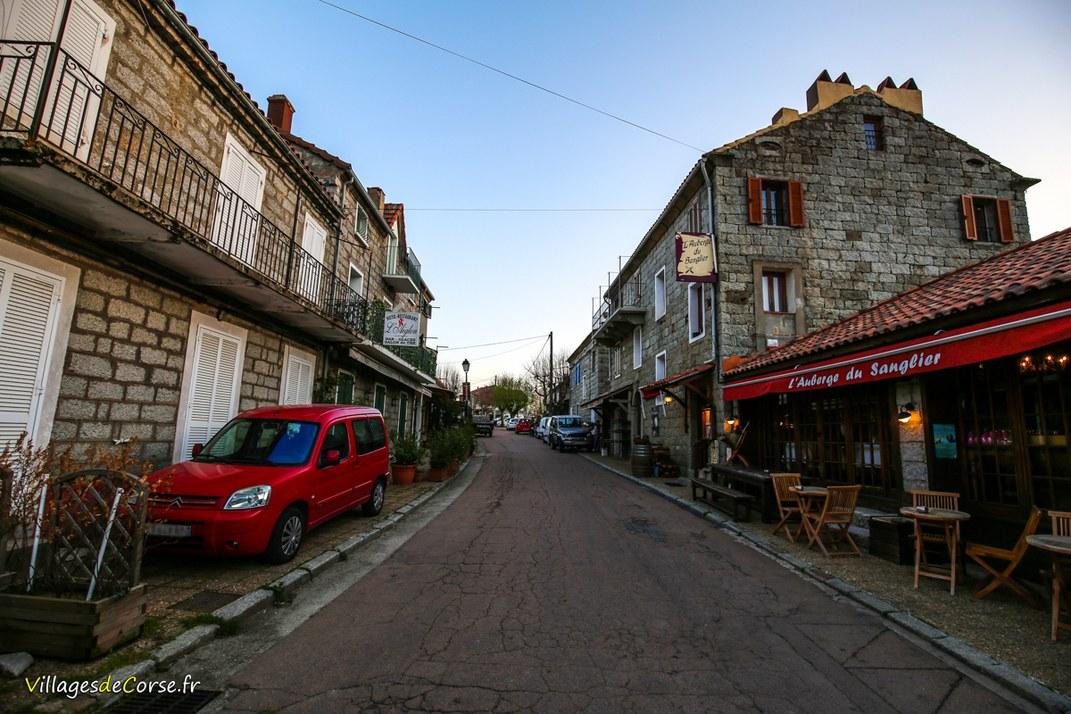 Rue - Zonza