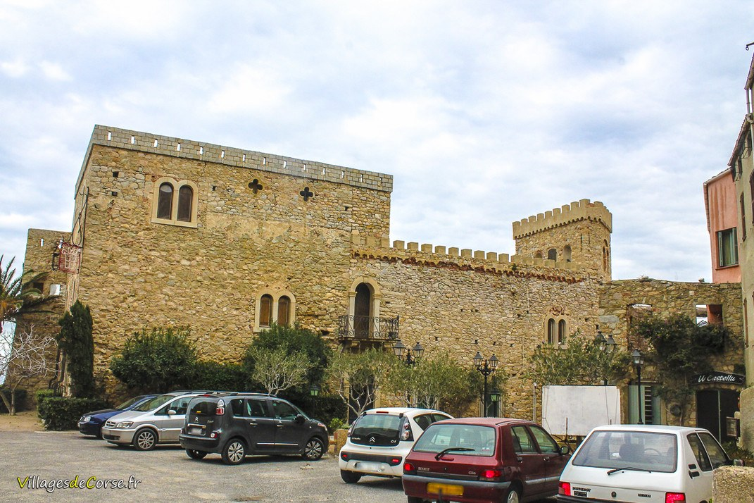 Château Fort d'Algajola - Algajola