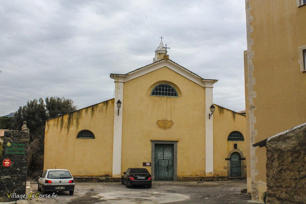 Eglise - Saint Georges - Algajola