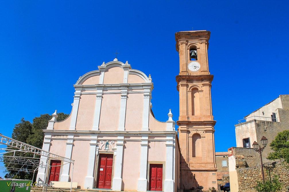 Eglise - Saint Antoine Abbé - Aregno