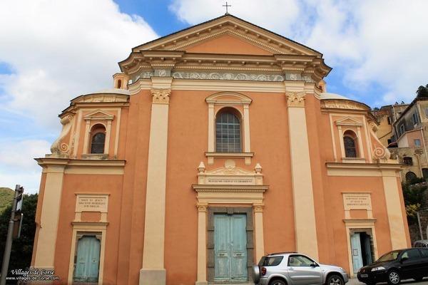 Eglise - Saint-Thomas - Belgodère