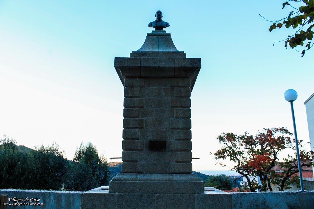 Buste - Pierre Napoléon Bonaparte - Calenzana