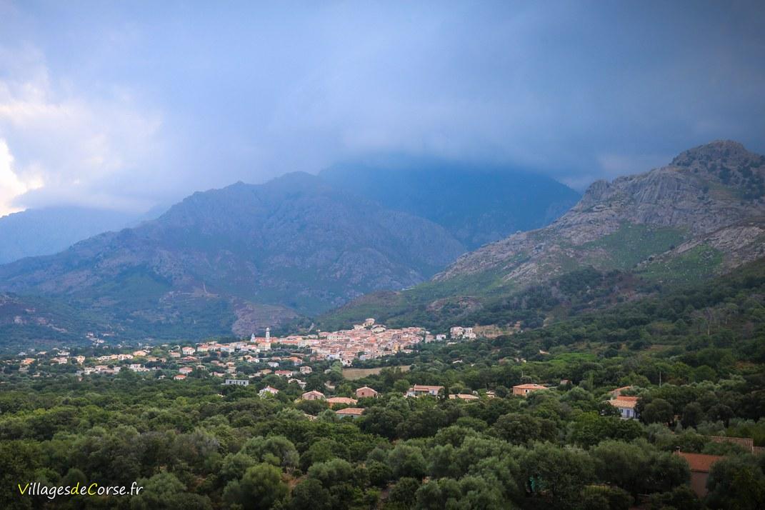 Village - Calenzana
