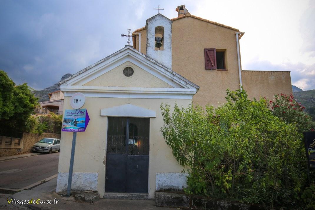 Chapelle - Oratoire Saint-Antoine de Padoue - Calenzana