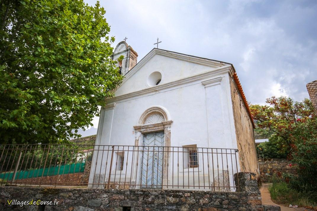 Chapelle - Saint Ignace - Calenzana