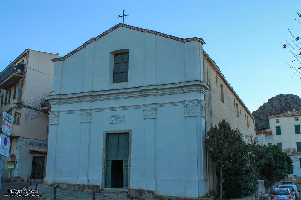 Chapelle - Sainte Croix - Calenzana