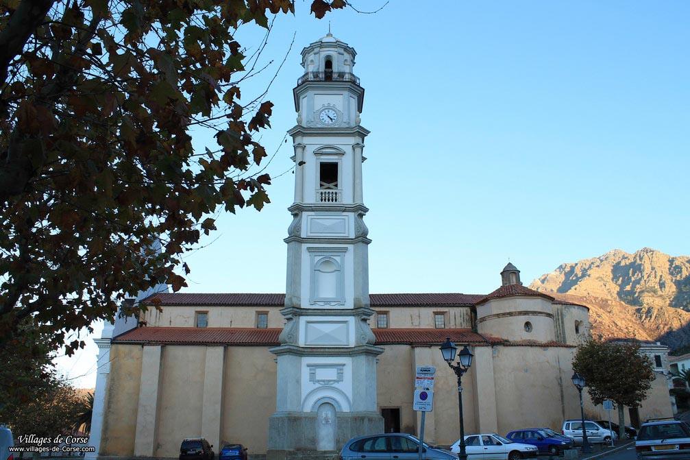 Eglise - Saint Blaise - Calenzana