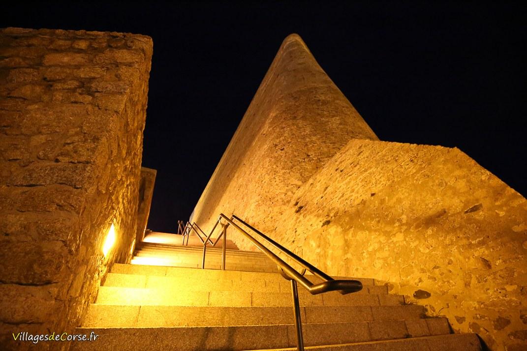 Escaliers - Calvi