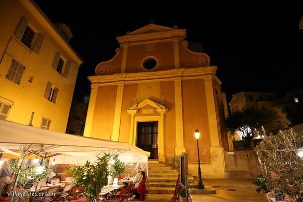 Eglise - Sainte-Marie Majeure - Calvi