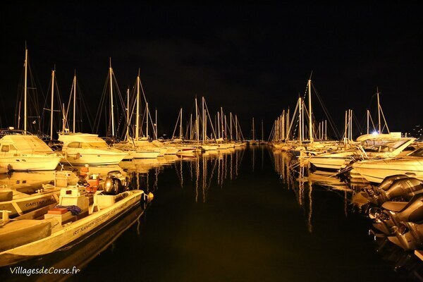 Port - Xavier Colonna - Calvi