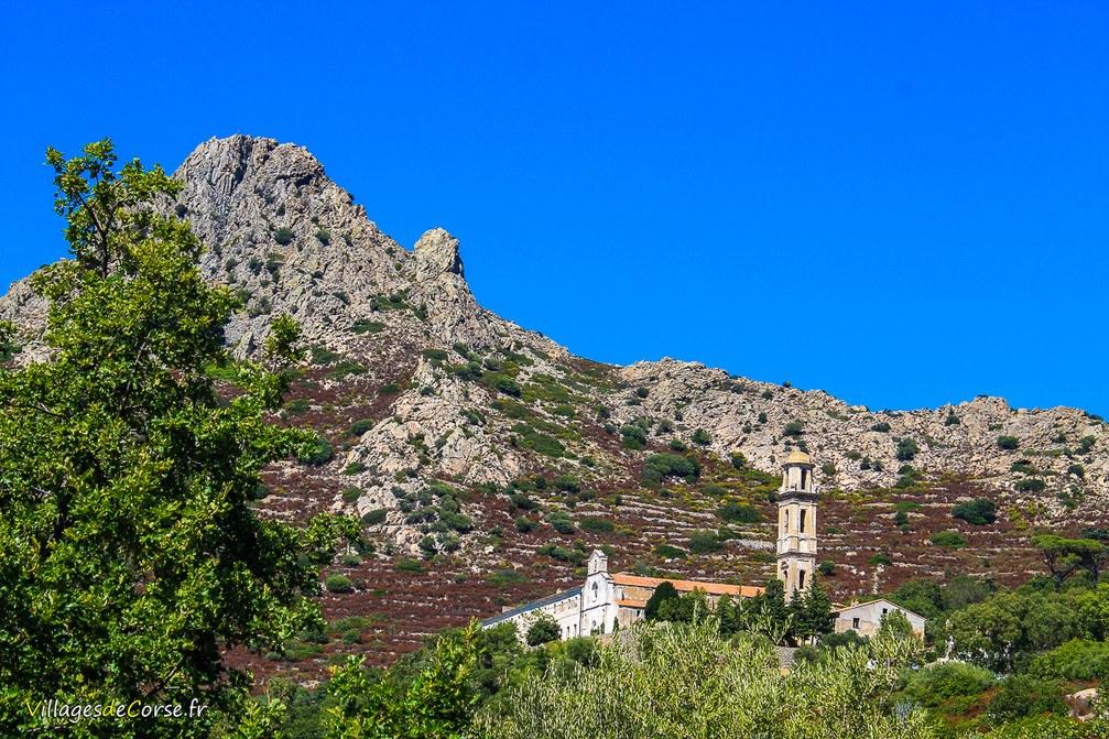 Mont - Capu Corbinu - Corbara