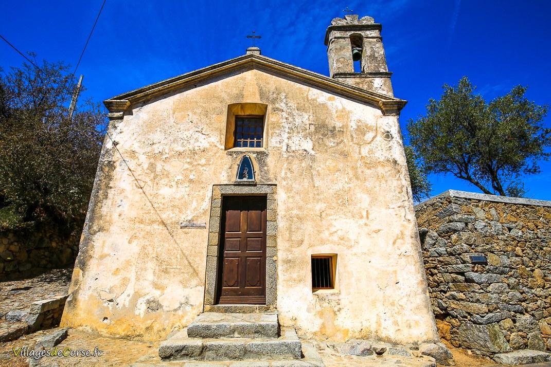 Chapelle - Saint Roch - Corbara