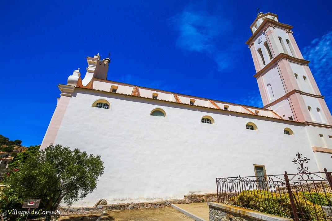 Eglise - Annonciation - Corbara