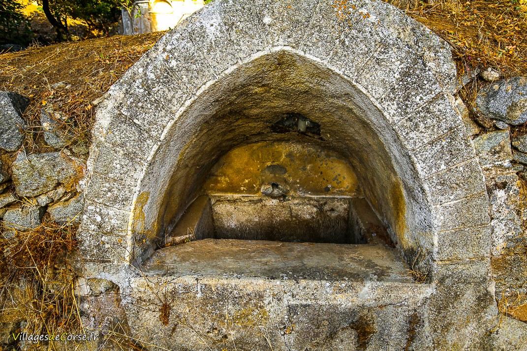 Fontaine - Corbara