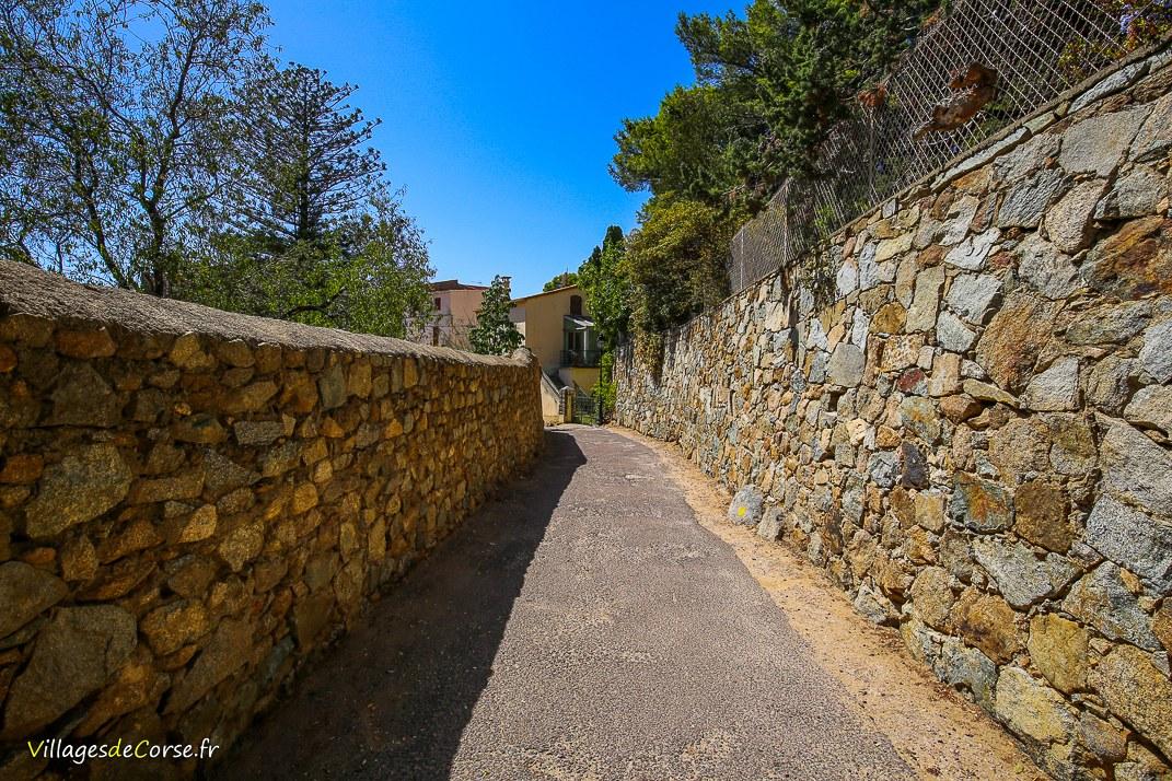 Rue - Corbara