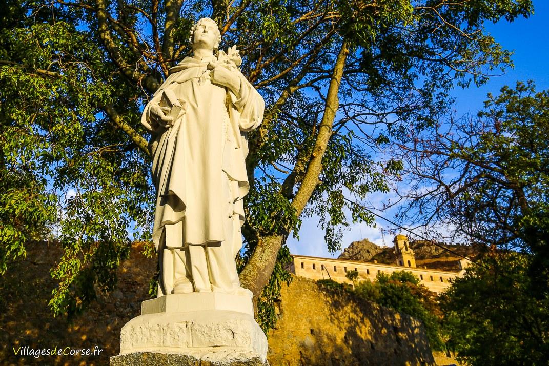 Statue - Corbara