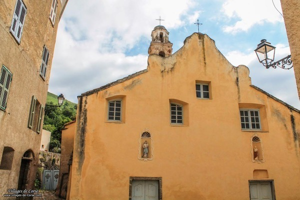 Eglise - Saint Sauveur - Costa