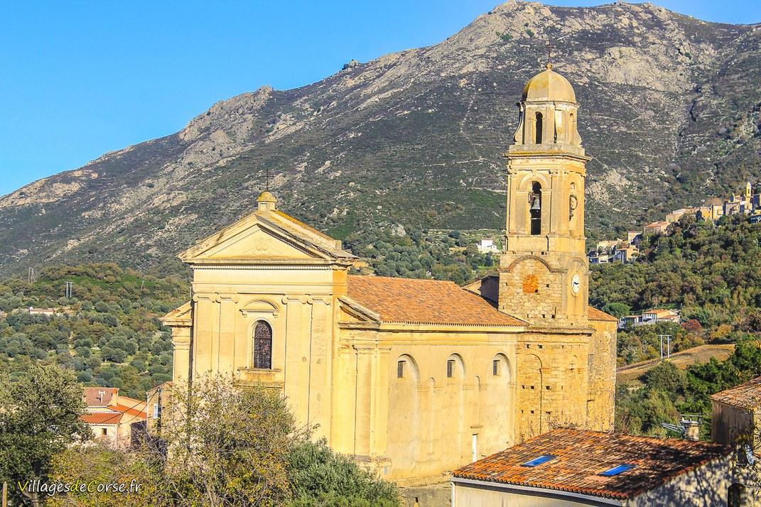Eglise - Saint Nicolas - Feliceto