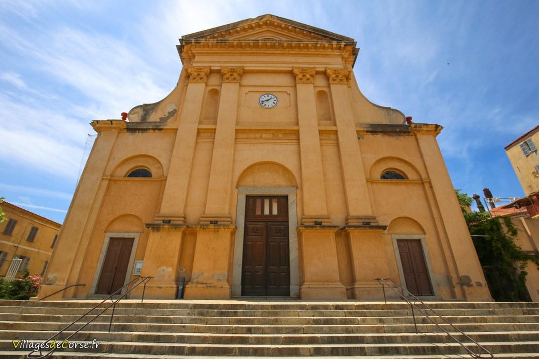 Eglise - Immaculée Conception de Marie - Île Rousse