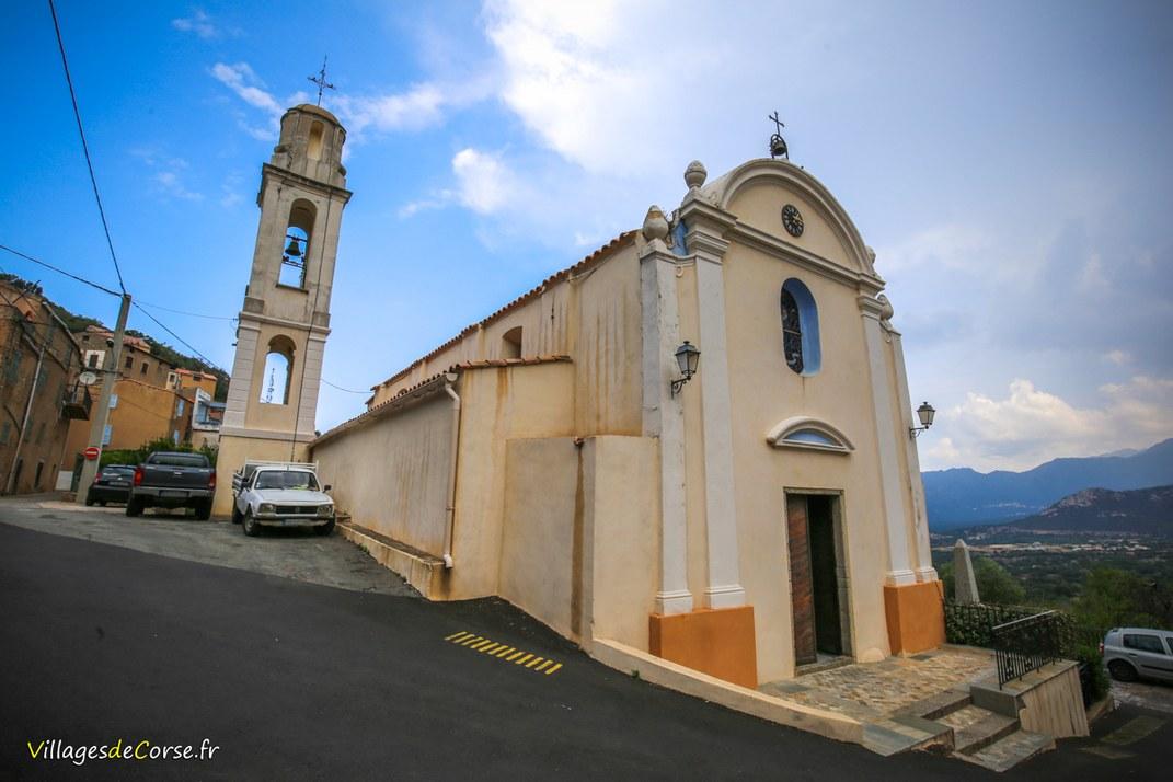 Eglise - Saint Roch - Moncale