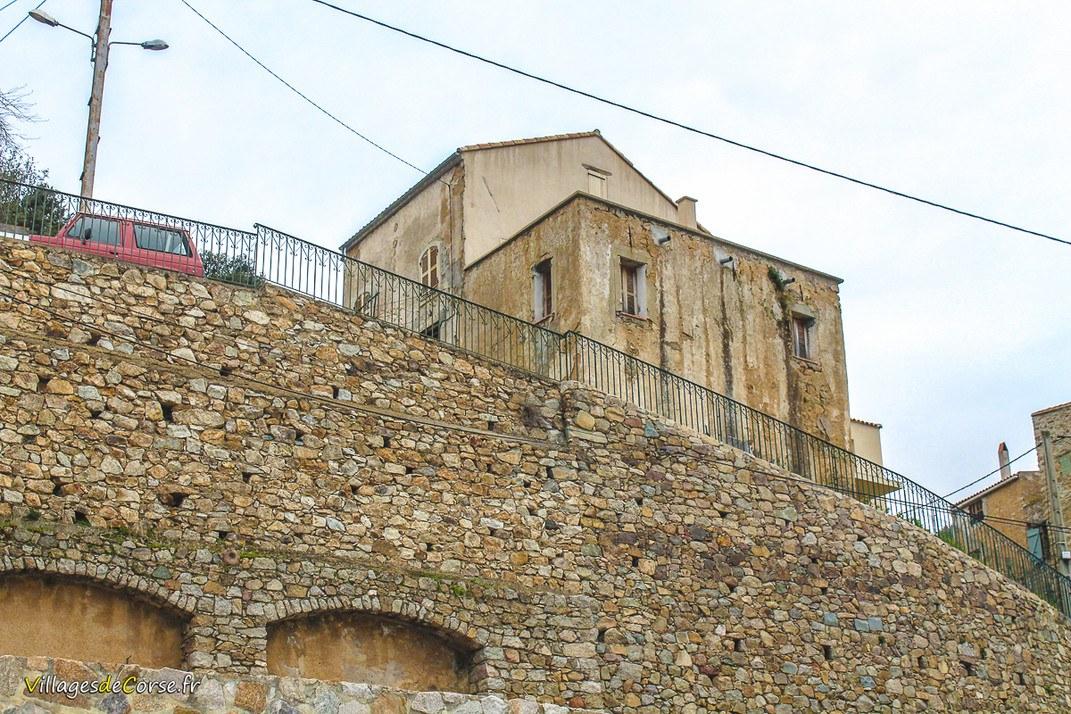 Mur - Moncale