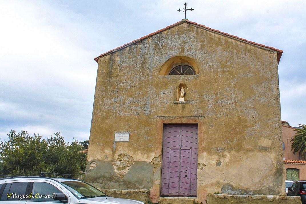 Chapelle - Montegrosso