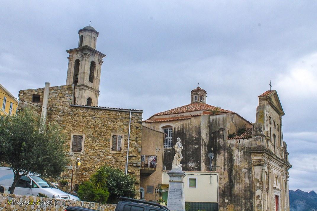Eglise - Saint Augustin - Montegrosso